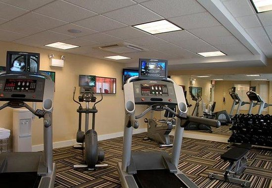 Residence Inn by Marriott: Fitness Center