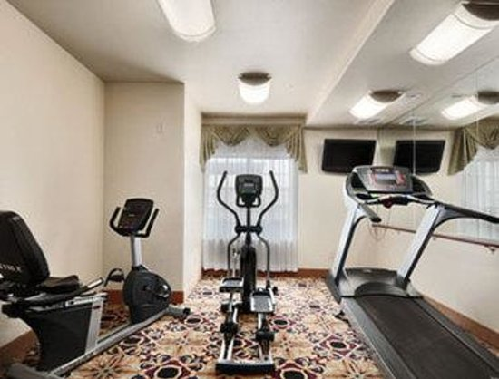 Granbury, TX: Fitness Center