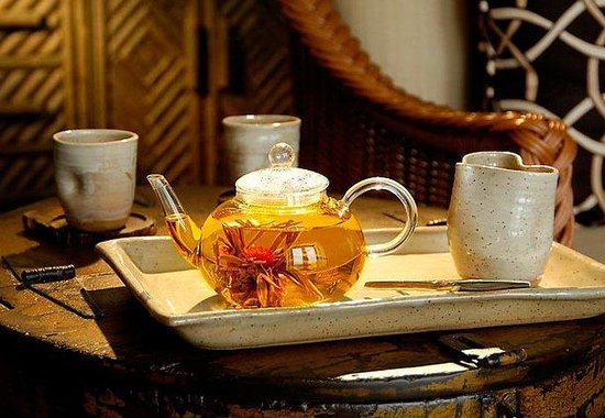 JW Marriott The Rosseau Muskoka Resort & Spa: Spa Rosseau Blooming Tea Ritual