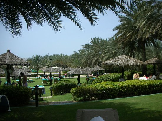 Le Royal Meridien Beach Resort & Spa: piscina