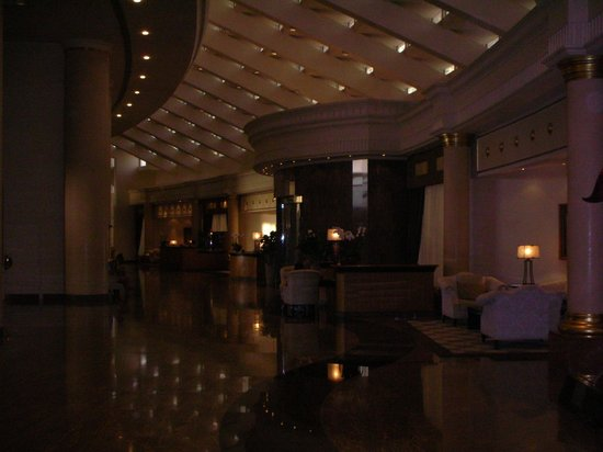 Le Royal Meridien Beach Resort & Spa: hall