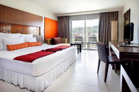 Millennium Resort Patong Phuket: Deluxe Room