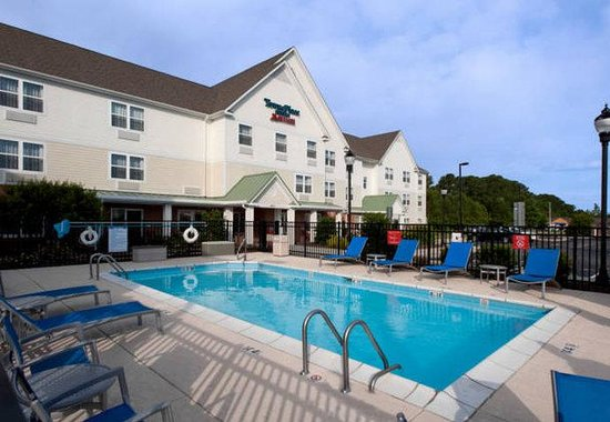 TownePlace Suites by Marriott Jacksonville: Outdoor Pool