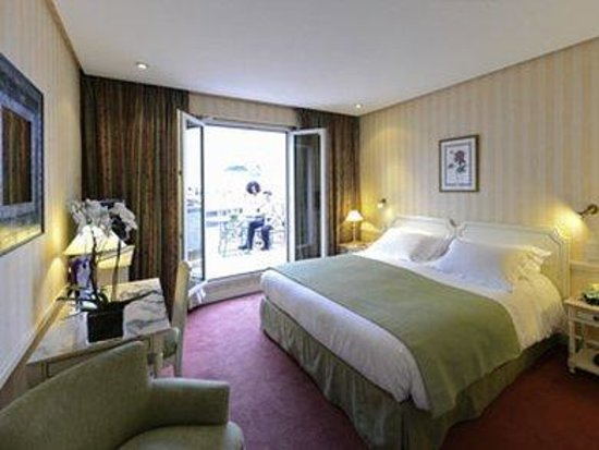 Mercure Madrid Plaza de Espana : Guest Room