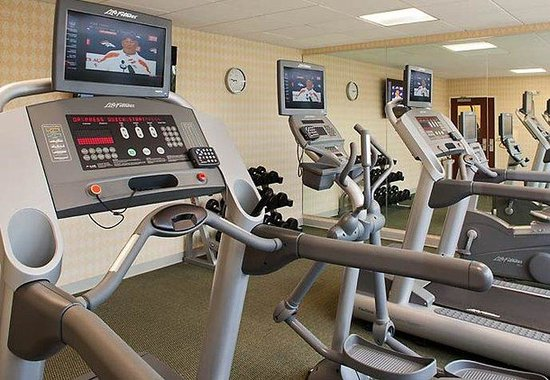 Ankeny, IA: Fitness Center