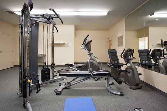 Sheridan, WY: Fitness Center