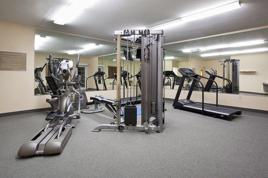 Candlewood Suites Sheridan: Fitness Center