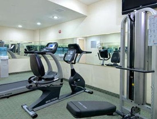 Jamajka, Nowy Jork: Fitness Center