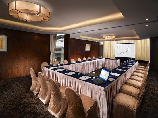 The Kowloon Hotel: Meeting Room