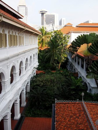 Raffles Hotel Singapore: Beautiful views