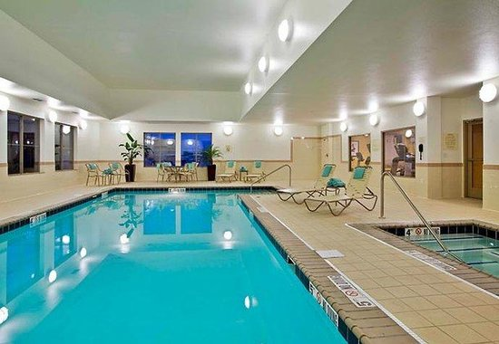 Residence Inn Chicago Lake Forest / Mettawa: Indoor Pool
