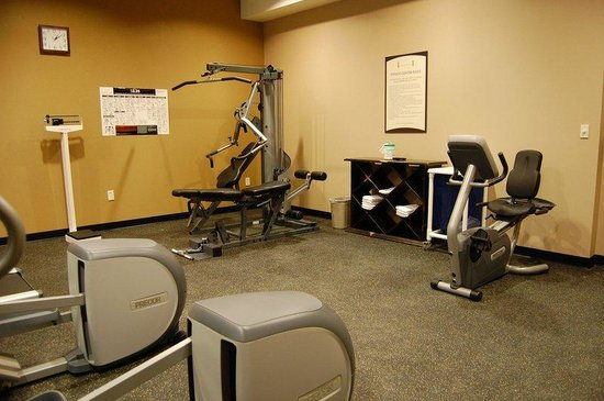 StayBridge Suites DFW Airport North: Fitness Center