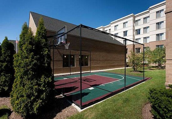 Residence Inn Chicago Lake Forest / Mettawa: Sport Court
