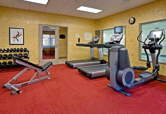 Residence Inn Chicago Lake Forest / Mettawa: Fitness Center
