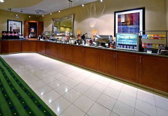 SpringHill Suites by Marriott Columbus: Breakfast Buffet