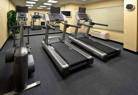 SpringHill Suites by Marriott Columbus: Fitness Center