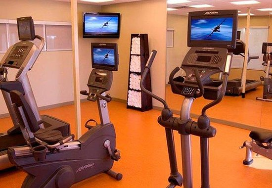 Bossier City, LA: Fitness Room