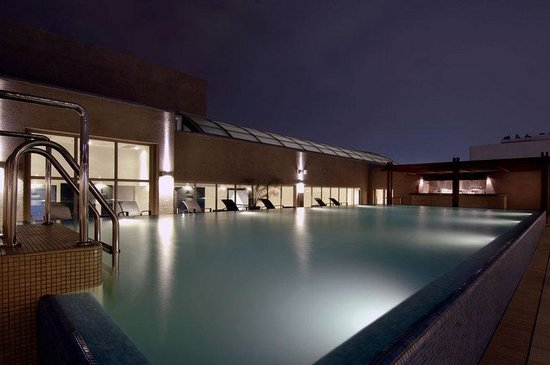 InterContinental Al Khobar: Swimming Pool
