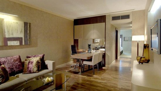 InterContinental Al Khobar: Suite