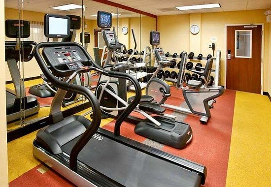 Jackson, TN : Exercise Room 