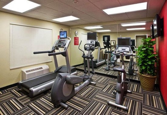 Columbus, Grcistan: Fitness Center