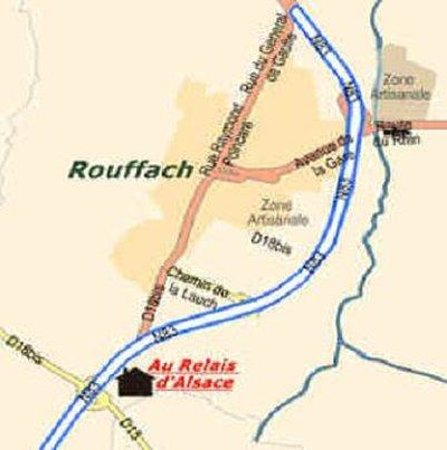 Rouffach, Frankreich: The Location