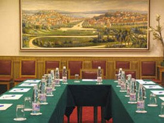 Hotel Eduardo VII : Meeting Room