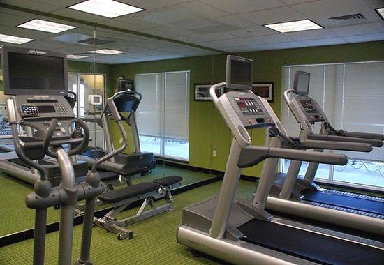Laramie, WY: Fitness Center