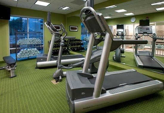 Fairfield Inn & Suites Wilmington / Wrightsville Beach: Fitness Center