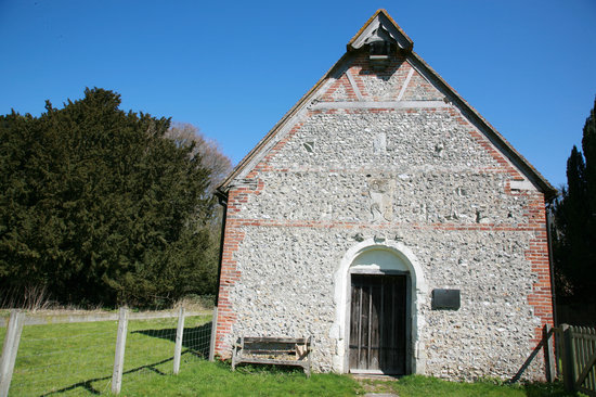 Old Church of St Mary the Virgin
