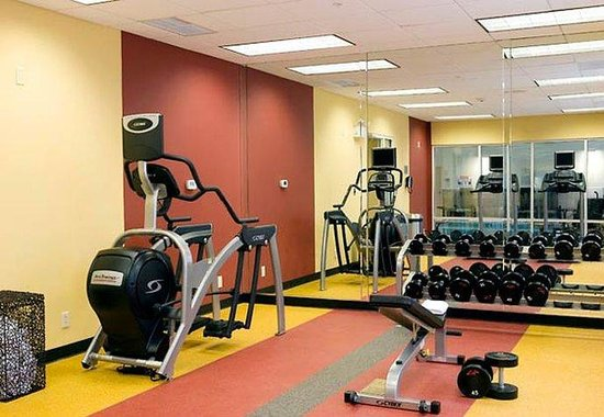 Courtyard by Marriott Franklin Cool Springs: Fitness Center