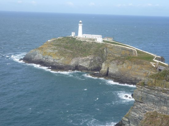 Holyhead, UK: South Stack Lighthouse