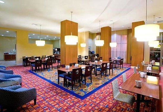 Residence Inn Sacramento Downtown at Capitol Park : Breakfast Area