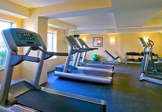 Residence Inn Sacramento Downtown at Capitol Park : Exercise Room