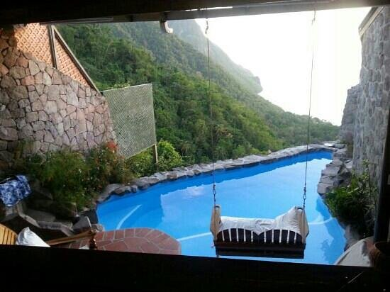 Ladera Resort: hillside suite x2