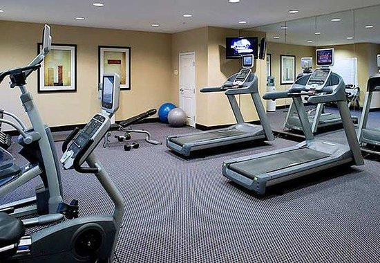 Midland, TX: Fitness Center