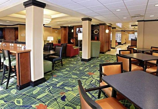 Fairfield Inn &amp; Suites by Marriott - Kingsland: Breakfast Area