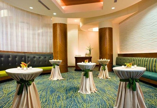 SpringHill Suites Las Vegas Convention Center: Pre-Function Area