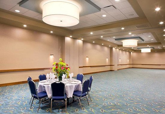 SpringHill Suites Las Vegas Convention Center: Meeting Space Setup
