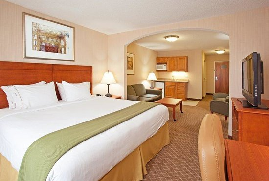 Bay City, MI: King Suite
