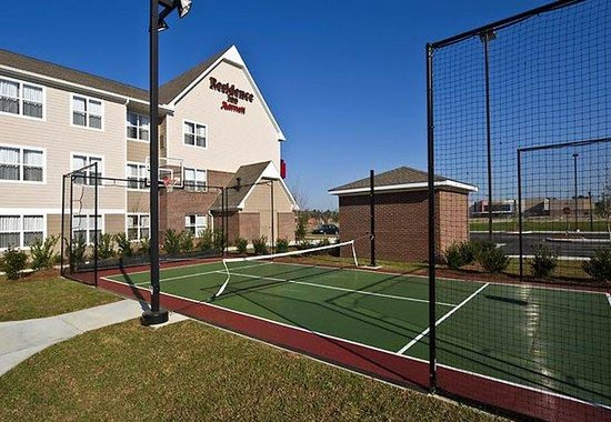 Residence Inn by Marriott Hattiesburg: Sport Court