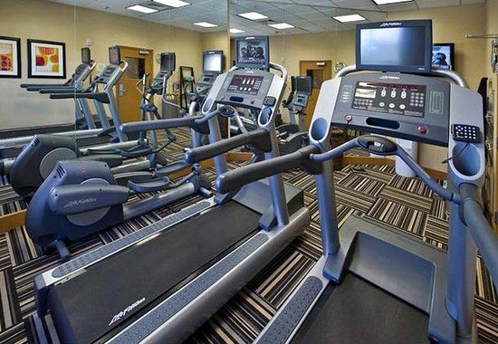 Hattiesburg, : Fitness Center