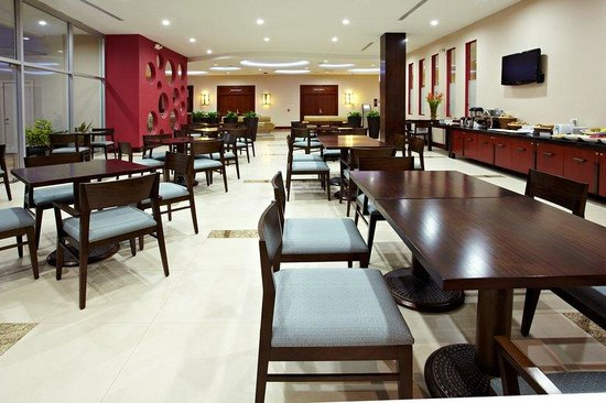 Holiday Inn Express Quito: Breakfast Area