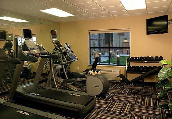 Roseville, Californien: Fitness Center