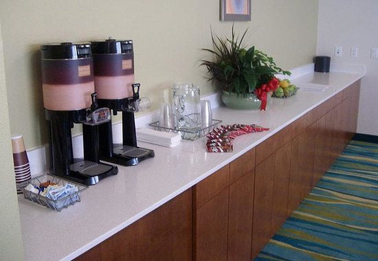 SpringHill Suites Tallahassee Central: Meeting Coffee Service
