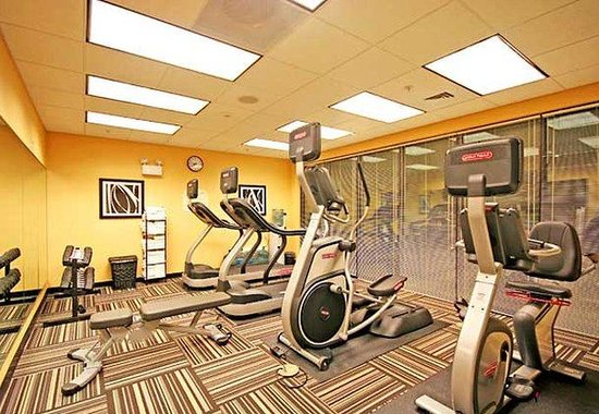 Greensboro, NC: Fitness Room