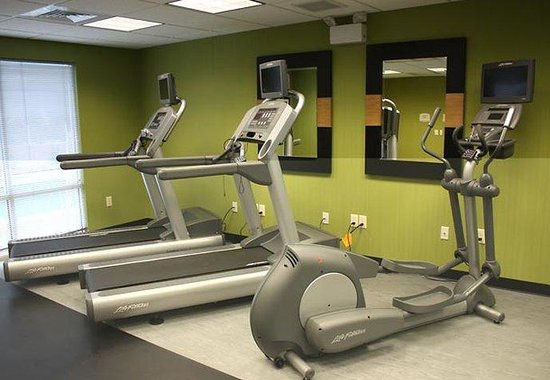 Morgantown, WV: Fitness Center