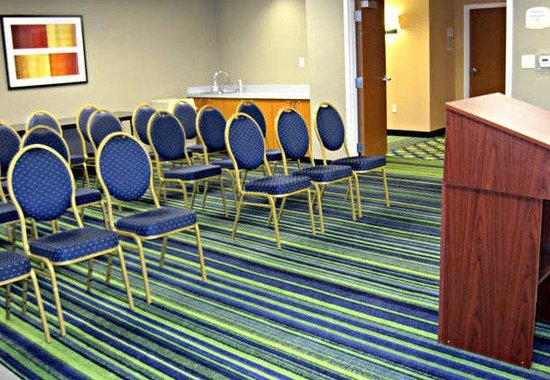 Morgantown, Virginia Occidental: Mountaineer Meeting Room