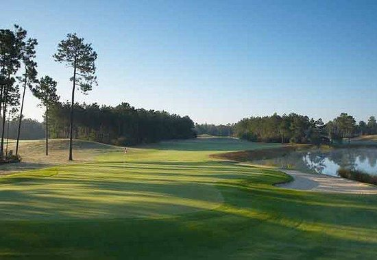 Fairfield Inn &amp; Suites Orange Beach: Soldiers Creek Golf Course