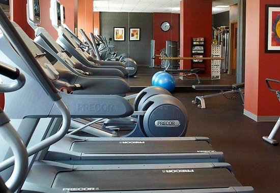 Renaissance Atlanta Midtown Hotel: Fitness Center